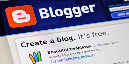 Blogger adult blogs