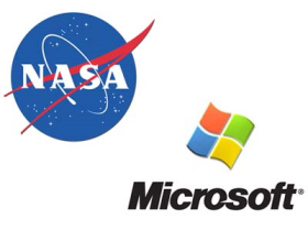 NASA Microsoft