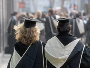 LSE graduation day
